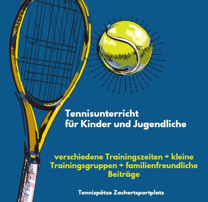 Saisonstart Tennis (voraussichtlich) ab 20.04.2020